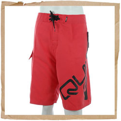 Fundemental Shorts Red