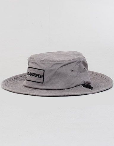 Hoodoos Bush hat - Charcoal