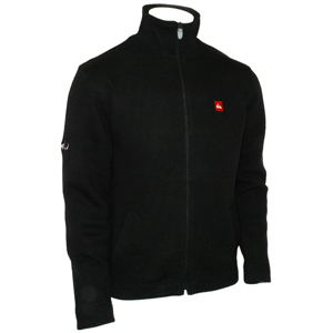 Mens Quiksilver Dude Full Zip Windblocker Top.