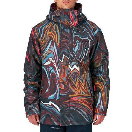 Quiksilver Mens Quiksilver Travis Rice Mission Printed 10k