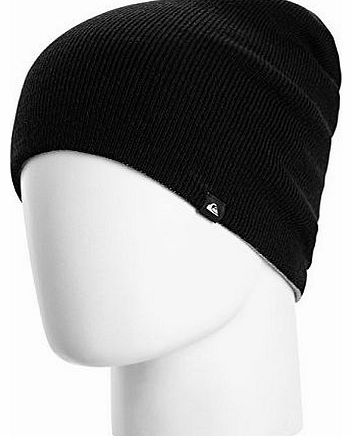 Mens Revolt Beanie, Black, One Size