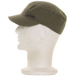 Party Wave Military cap - Black Olive