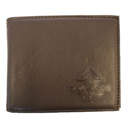 Salvation Leather Wallet - Chocolate