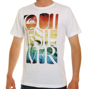 Sunset Tee shirt - White
