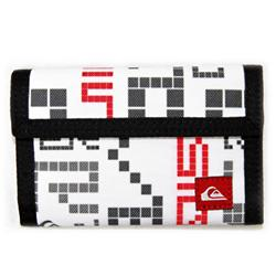 Video Tape Wallet - White