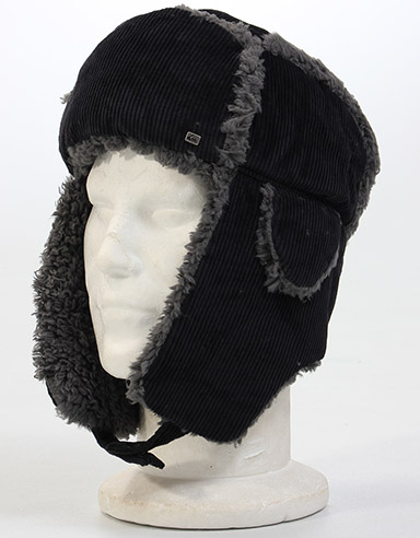 Windswept Trapper hat