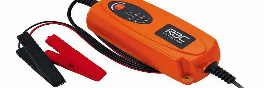 Intelligent 12V Smart Car Battery Charger