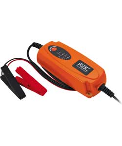 RAC Smart Car Battery Charger