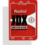 JDX Reactor Guitar Amp DI Box