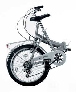 Eclipse 6 Speed Folding Cycle