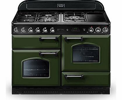Rangemaster CLAS110NGFRGC Gas and Dual Fuel