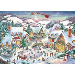 Ravensburger A Country Christmas 1000 Piece Jigsaw Puzzle Jigsaws and ...