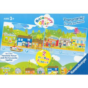 Balamory 2 in a Box Jigsaw Puzzles
