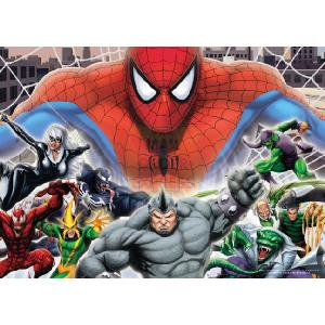 Spiderman Giant 100 Piece Jigsaw Floor Puzzle
