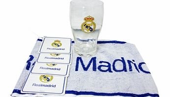 Real Madrid FC Mini Bar Set