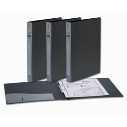 Ring Binder Robust Polypropylene 3-ply
