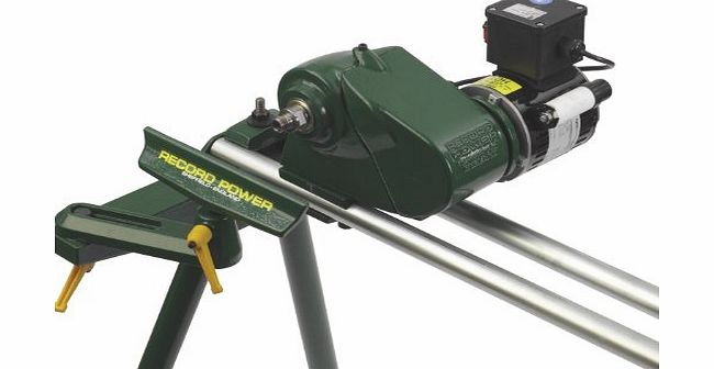Record Power DMLBR Bowl Turning Attachment