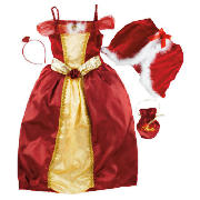 Belle Fancy Dress Outfit 5/6yrs