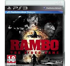 Rambo The Video Game on PS3
