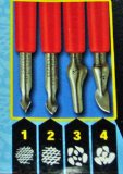 Scaper Cutter Tools Set