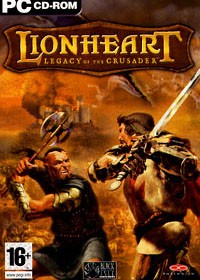 Lionheart: Legacy of the Crusader PC