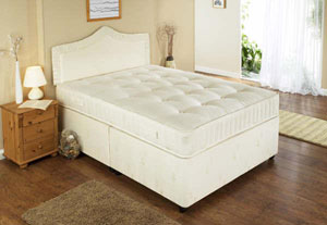 Beds Trident 3FT Single Divan Bed