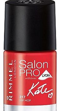 Salon Pro By Kate Nail Polish mercury