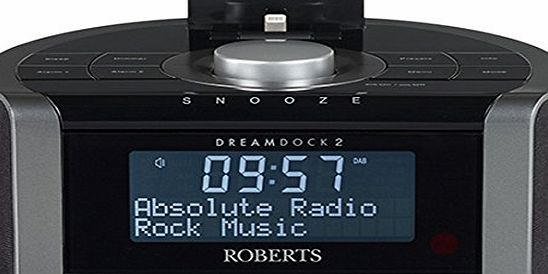 radio alarm clock with ipod dock. Black Bedroom Furniture Sets. Home Design Ideas