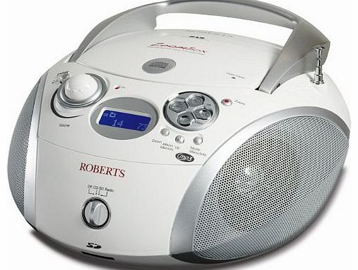 Roberts Zoombox DAB/FM with CD Player