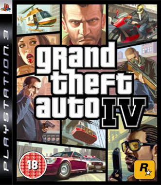 Grand Theft Auto IV Complete Edition PS3