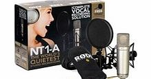 NT1-A Vocal Recording Pack - Nearly New