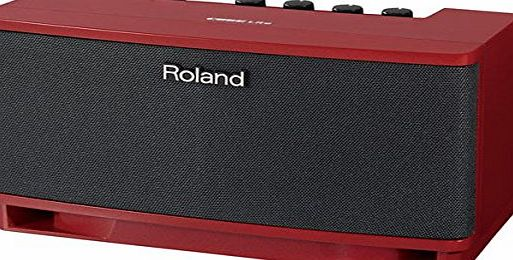 Roland CUBE Lite Guitar Amplifier Red