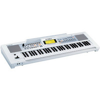 E09 Arranger Keyboard White
