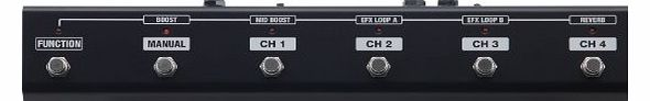 ROLAND GA-FC Amp and effect accessories Footswitches