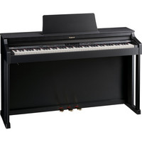 HP-302 Digital Piano Satin Black