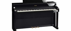 HP508 Digital Piano Polished Ebony