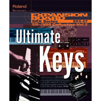 SRX-07 Ultimate Keys