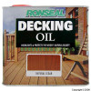 Cedar Decking Oil 2.5Ltr