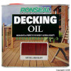 Mahogany Decking Oil 2.5Ltr