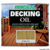 Oak Decking Oil 2.5Ltr