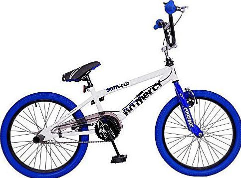 2015 Rooster No Mercy Kids Bmx Bike Bicycle 20`` Wheels Gyro Stunt Pegs RS83