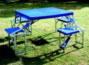 Picnic Table Set