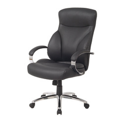 RS Pro Oslo Leather Faced Executive Office Chair