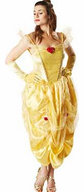 Disney Princess Belle Costume - Size 12-14