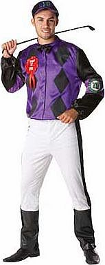 Jockey Costume - 38-40 Inches