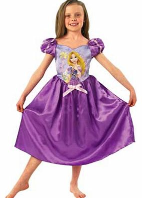 Disney Rapunzel Story Time Dress Up Outfit -3-4
