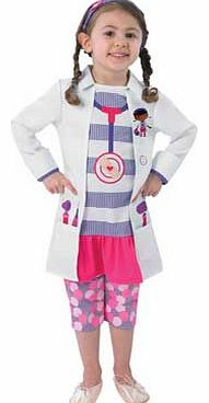 Rubies Doc McStuffins Dress Up Outfit - 2-3 Years