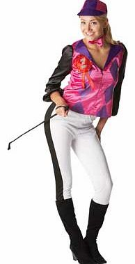 Rubies Female Jockey Costume - Large