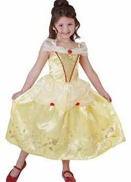 Rubies Royal Belle Dress Up Outfit - 5-6 Years