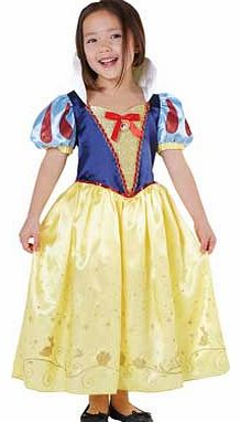 Rubies Royal Snow White Dress Up Outfit - 5-6